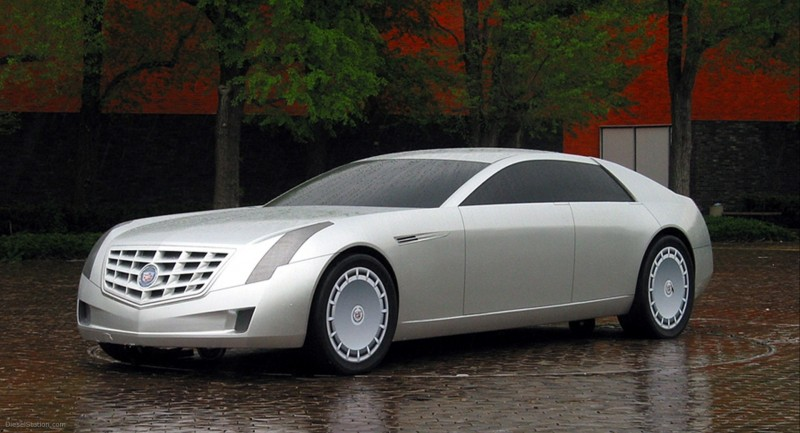 Concept Flashback - 2003 Cadillac Sixteen Hoped to Join $100k+ Limo Segment 57