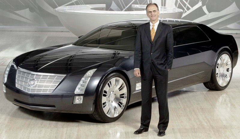 Concept Flashback - 2003 Cadillac Sixteen Hoped to Join $100k+ Limo Segment 67