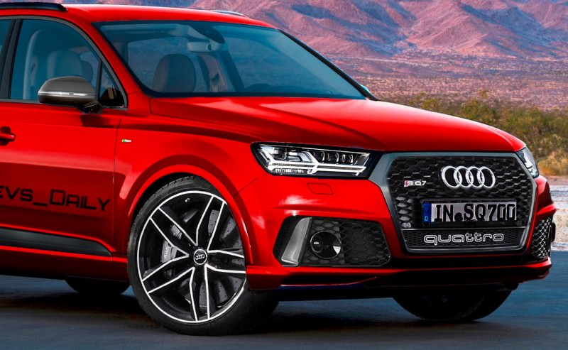Future SUV Renderings - 2016 Audi RS Q7  12a