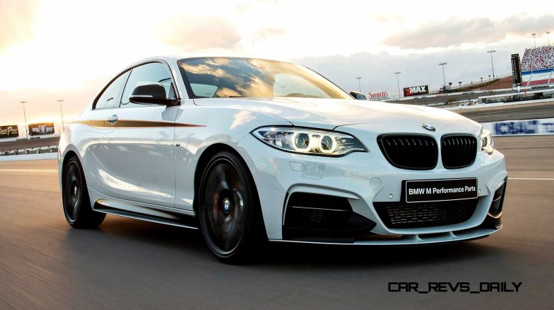 Gift Ideas - BMW 2 Series M Performance Parts Catalog Highlights 21