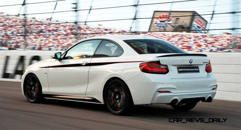 Gift Ideas - BMW 2 Series M Performance Parts Catalog Highlights 24