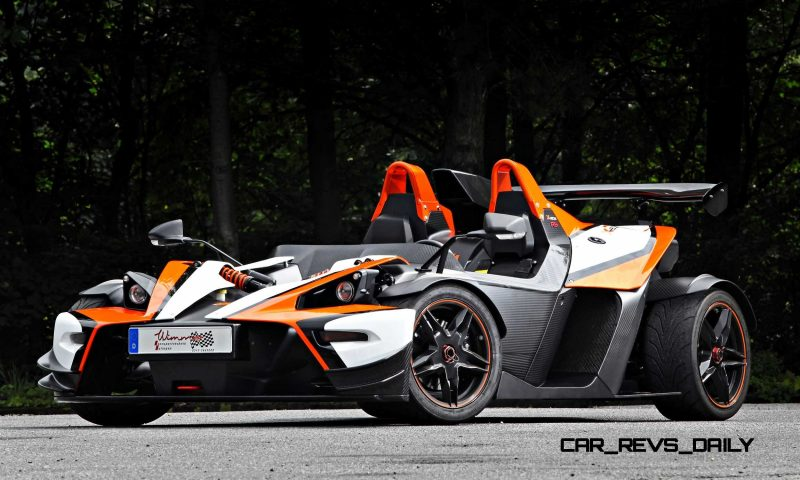 KTM X-Bow GT By WIMMER Rennsporttechnik Nearly Unbeatable With 485HP 6