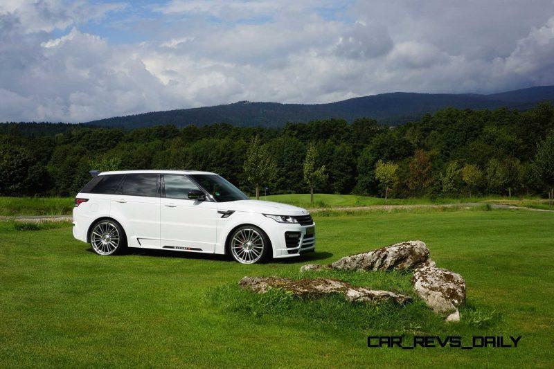 MANSORY Range Rover Sport 10