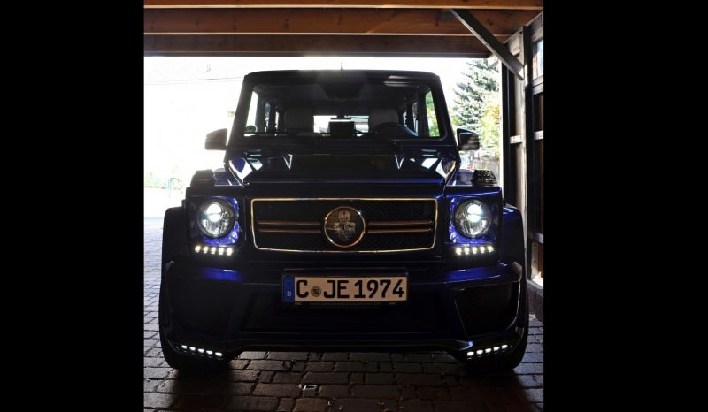 Mercedes G-Class Widebody by German Special Customs1