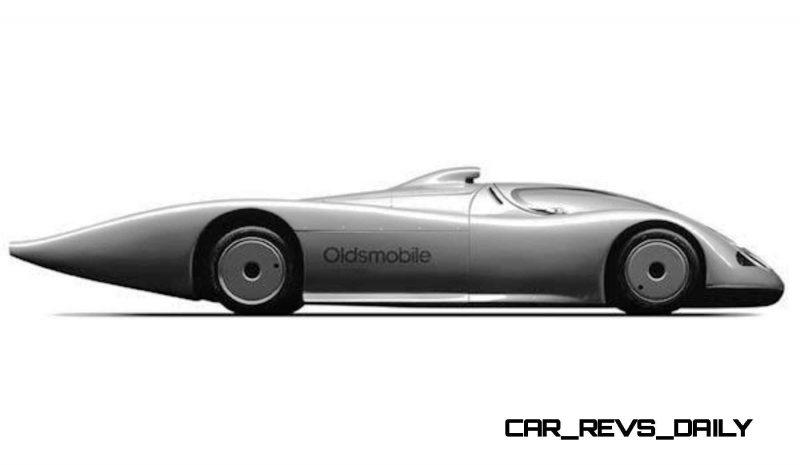Oldsmobile Aerotech 30