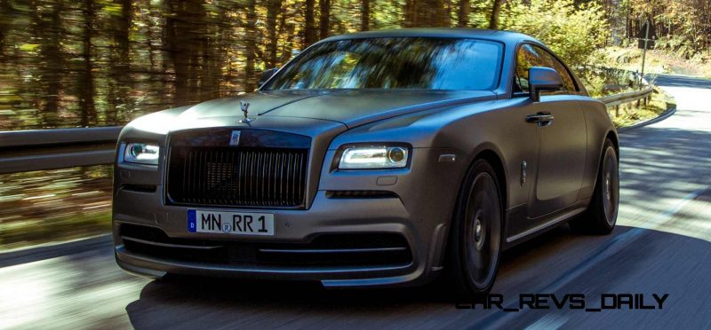 SPOFEC Rolls-Royce Wraith 14
