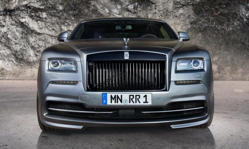 SPOFEC Rolls-Royce Wraith 25