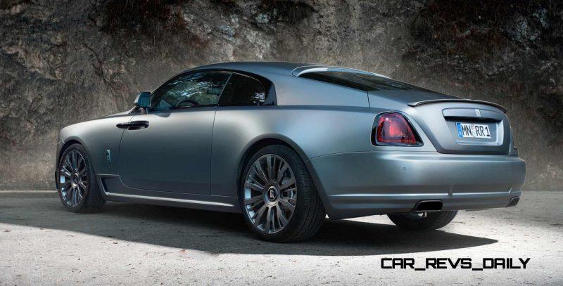 SPOFEC Rolls-Royce Wraith 29