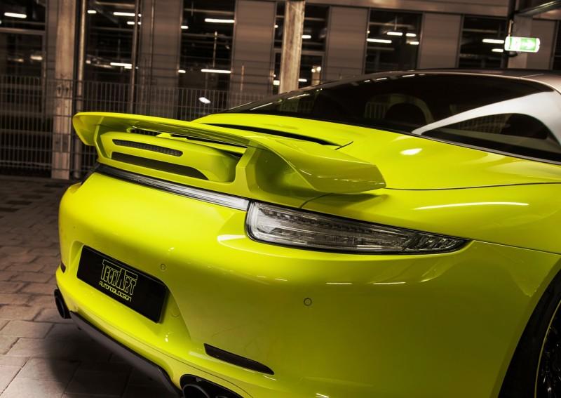 TechArt Porsche 911 Targa4 2