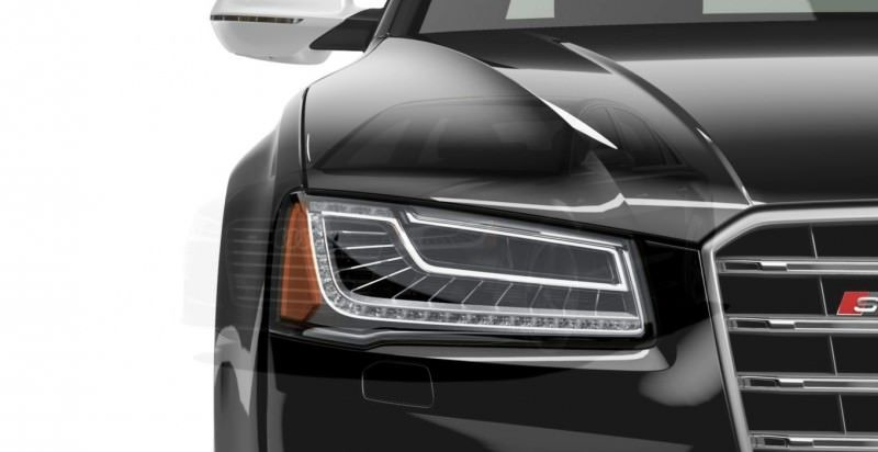 2015 Audi S8 with 520HP and 3.9s to 60MPH Is Quickest and Definitely The Coolest A8  66