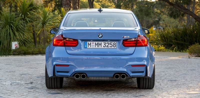 2015 BMW M3 and M4 Meet The Legacy in 52 New Photos With E30 Sport Evolution, E36 M3 Sedan, E46 and E90 35