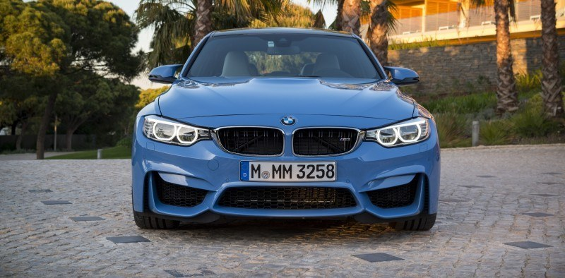 2015 BMW M3 and M4 Meet The Legacy in 52 New Photos With E30 Sport Evolution, E36 M3 Sedan, E46 and E90 36