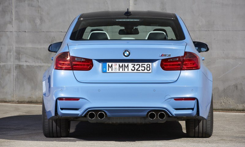 2015 BMW M3 and M4 Meet The Legacy in 52 New Photos With E30 Sport Evolution, E36 M3 Sedan, E46 and E90 45