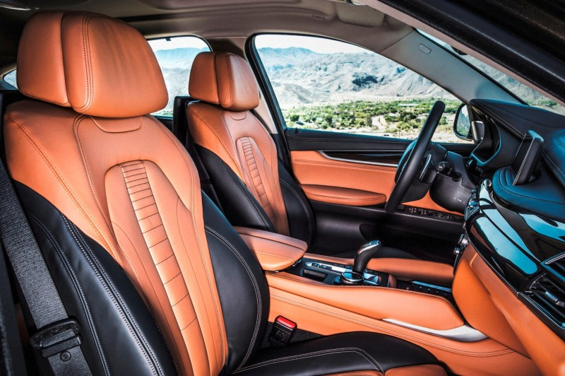 2015 BMW X6 xDrive50i INTERIOR 11