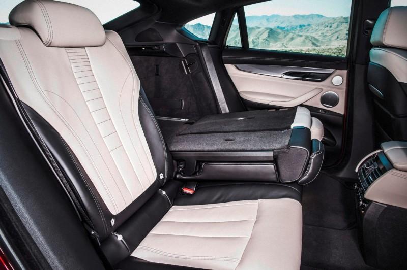 2015 BMW X6 xDrive50i INTERIOR 6