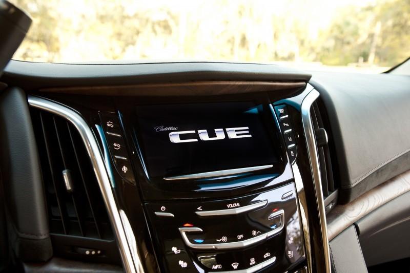 2015 Cadillac Escalade