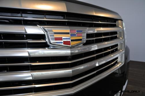 2015 Cadillac Escalade Platinum and Standard Model Unveiled for Pebble Beach 29