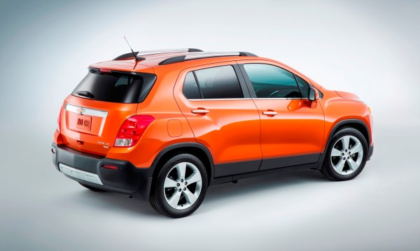 2015 Chevrolet Trax USA Arrival In September To Battle ...