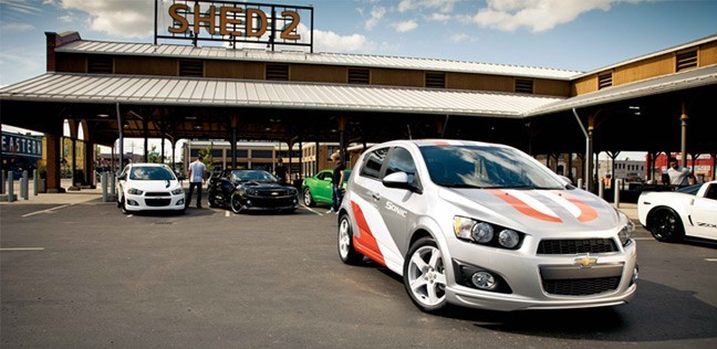 2015 Chevy Sonic RS Sedan COLORS and Buyers Guide Info 12
