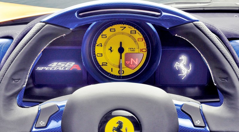 2015 Ferrari 458 Speciale A 8