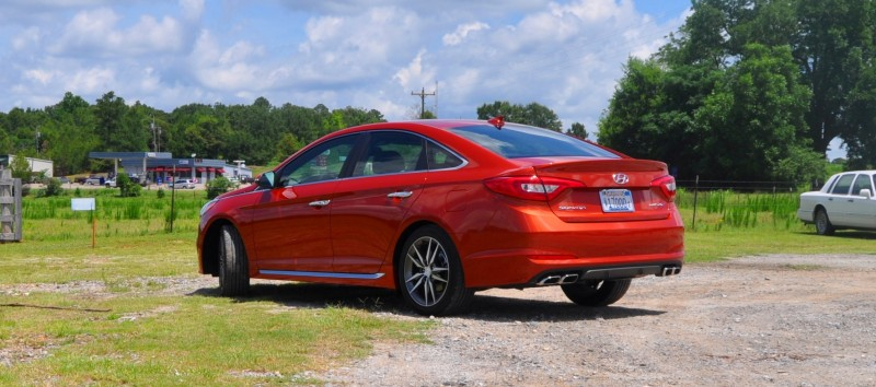 2015 Hyundai Sonata Sport 2.0T - 160 Photos From National Media Launch 102