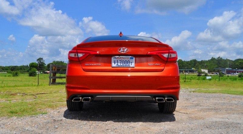 2015 Hyundai Sonata Sport 2.0T - 160 Photos From National Media Launch 109