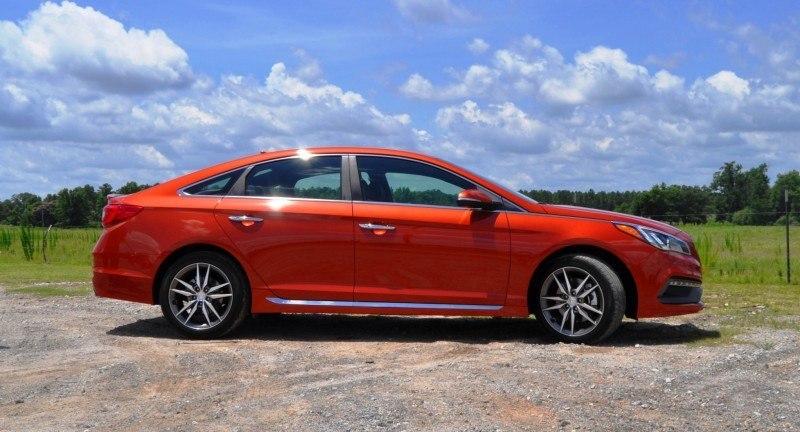 2015 Hyundai Sonata Sport 2.0T - 160 Photos From National Media Launch 122