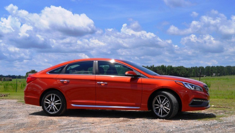 2015 Hyundai Sonata Sport 2.0T - 160 Photos From National Media Launch 125
