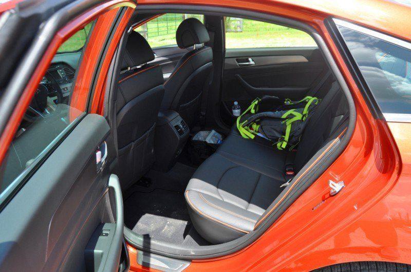 2015 Hyundai Sonata Sport 2.0T - 160 Photos From National Media Launch 144