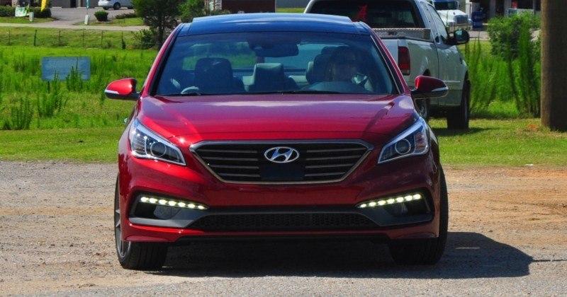 2015 Hyundai Sonata Sport 2.0T - 160 Photos From National Media Launch 151