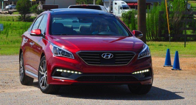 2015 Hyundai Sonata Sport 2.0T - 160 Photos From National Media Launch 153