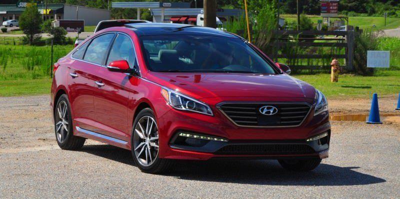 2015 Hyundai Sonata Sport 2.0T - 160 Photos From National Media Launch 155