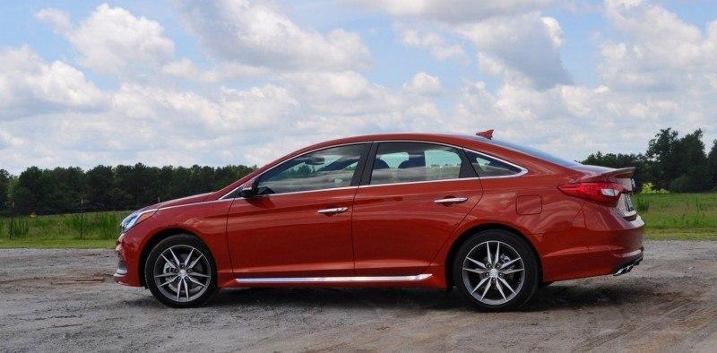 2015 Hyundai Sonata Sport 2.0T - 160 Photos From National Media Launch 53