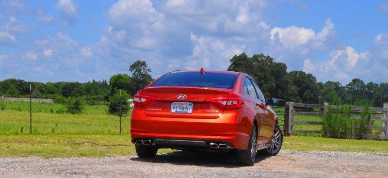 2015 Hyundai Sonata Sport 2.0T - 160 Photos From National Media Launch 90