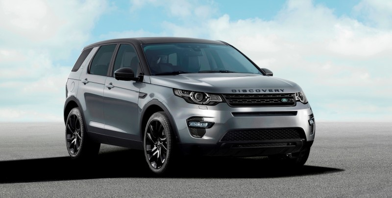2015 Land Rover Discovery Sport 1