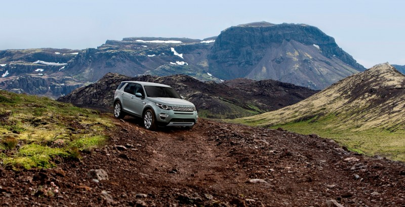 2015 Land Rover Discovery Sport 17