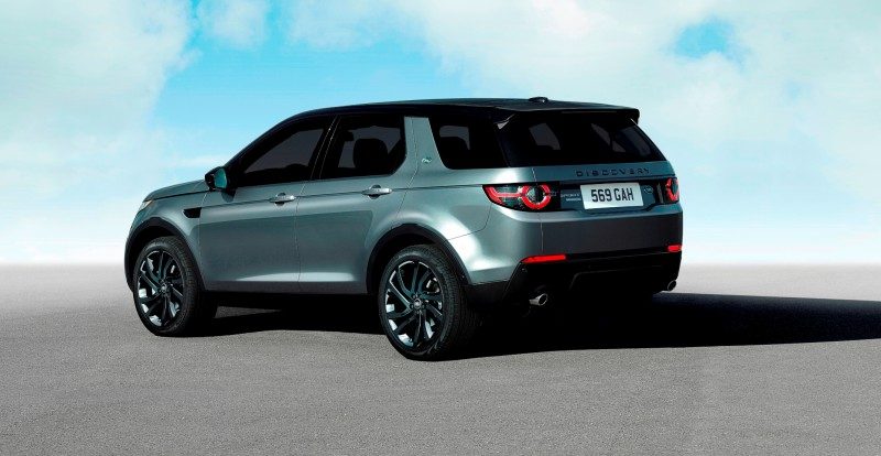 2015 Land Rover Discovery Sport 7