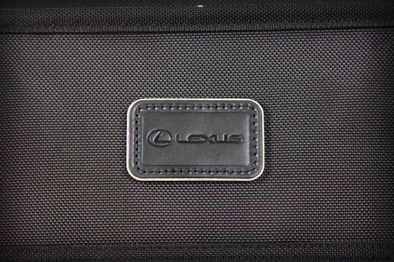2015 Lexus Crafted Line Debuts at Pebble Beach with Five TUMI-Styled Production Models 21