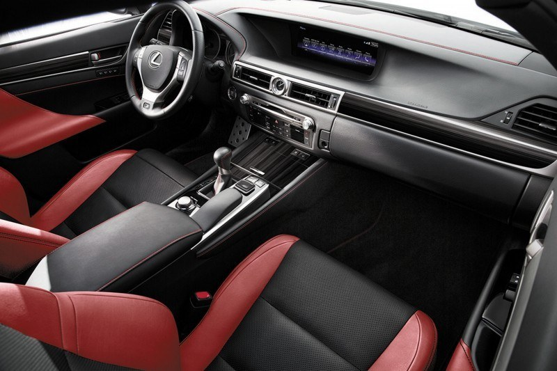 2015 Lexus Crafted Line Debuts at Pebble Beach with Five TUMI-Styled Production Models 5