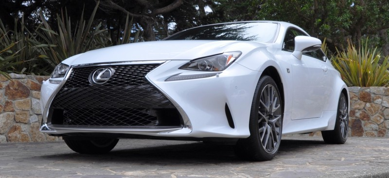 2015 Lexus RC350 F Sport EXCLUSIVE 8-Speed Auto, AWD, 4WS and Adaptive Suspension! 10