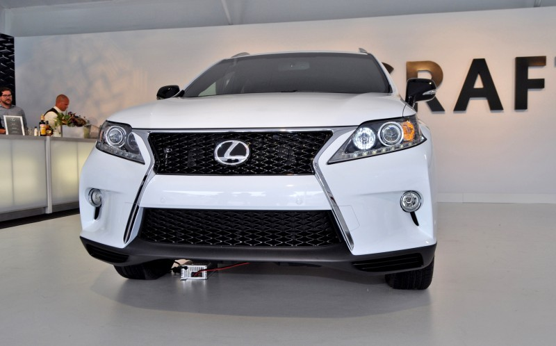 2015 Lexus RX350 CRAFTED LINE 10