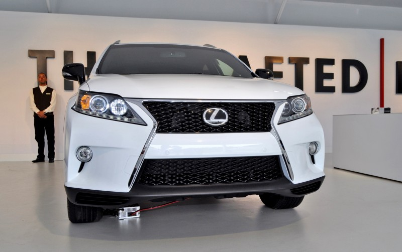 2015 Lexus RX350 CRAFTED LINE 6