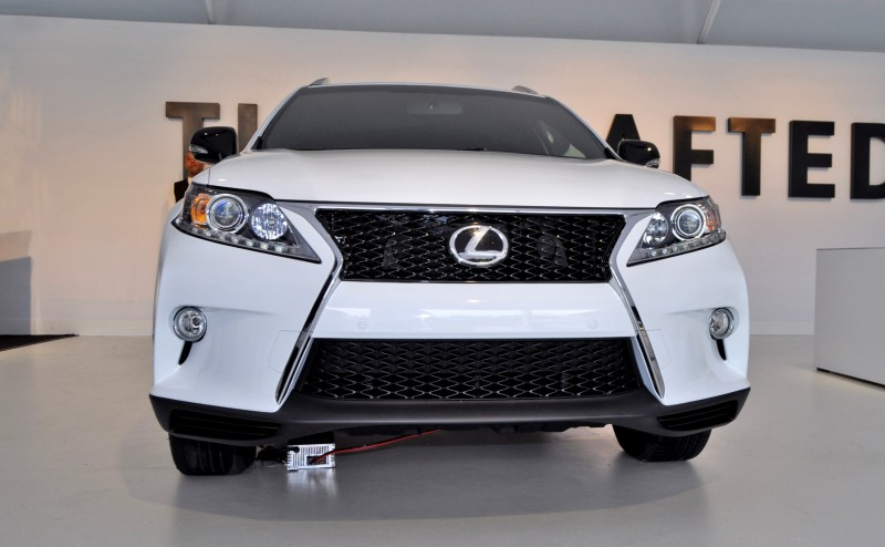 2015 Lexus RX350 CRAFTED LINE 7