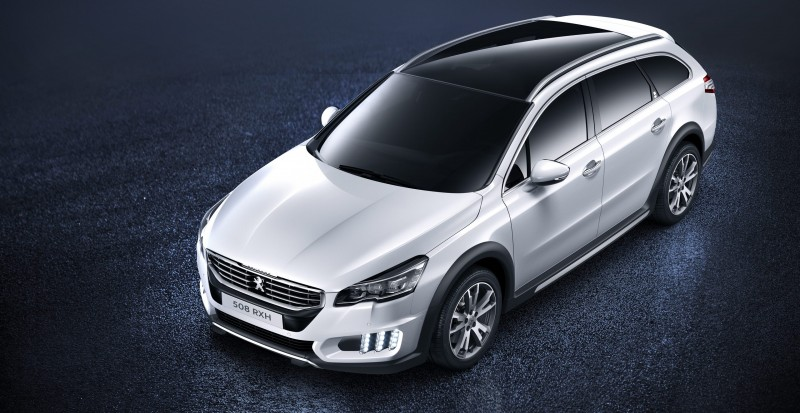 2015 Peugeot 508 Facelifted With New LED DRLs, Box-Design Beams and Tweaked Cabin Tech 14