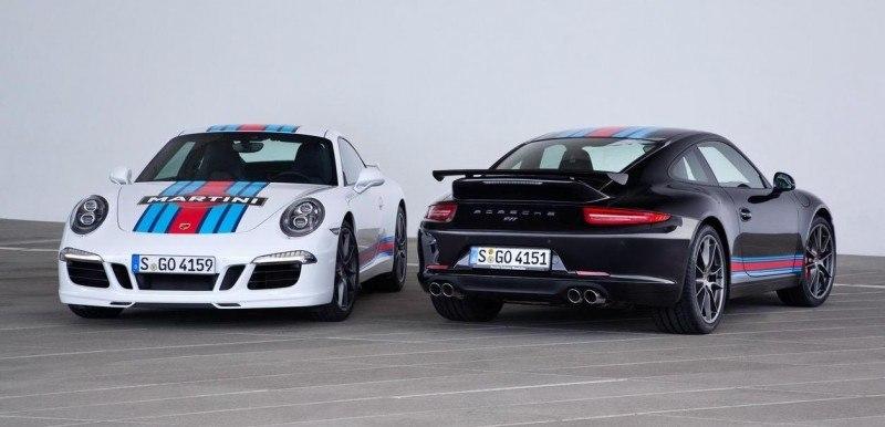 2015-Porsche-911-S-Martini-Racing-Edition-Black-White-Photo