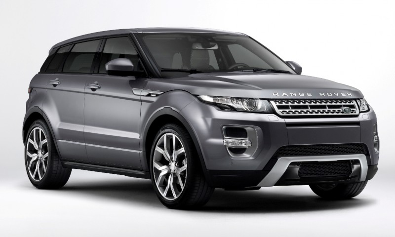 2015 Range Rover Evoque Gains 9-Speed Auto, Refreshed Info Tech and Boosted Engine HP 24