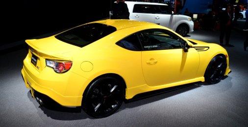 2015 Scion FR-S RS1 1