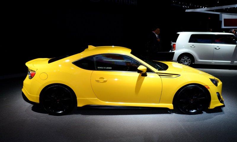 2015 Scion FR-S RS1 2