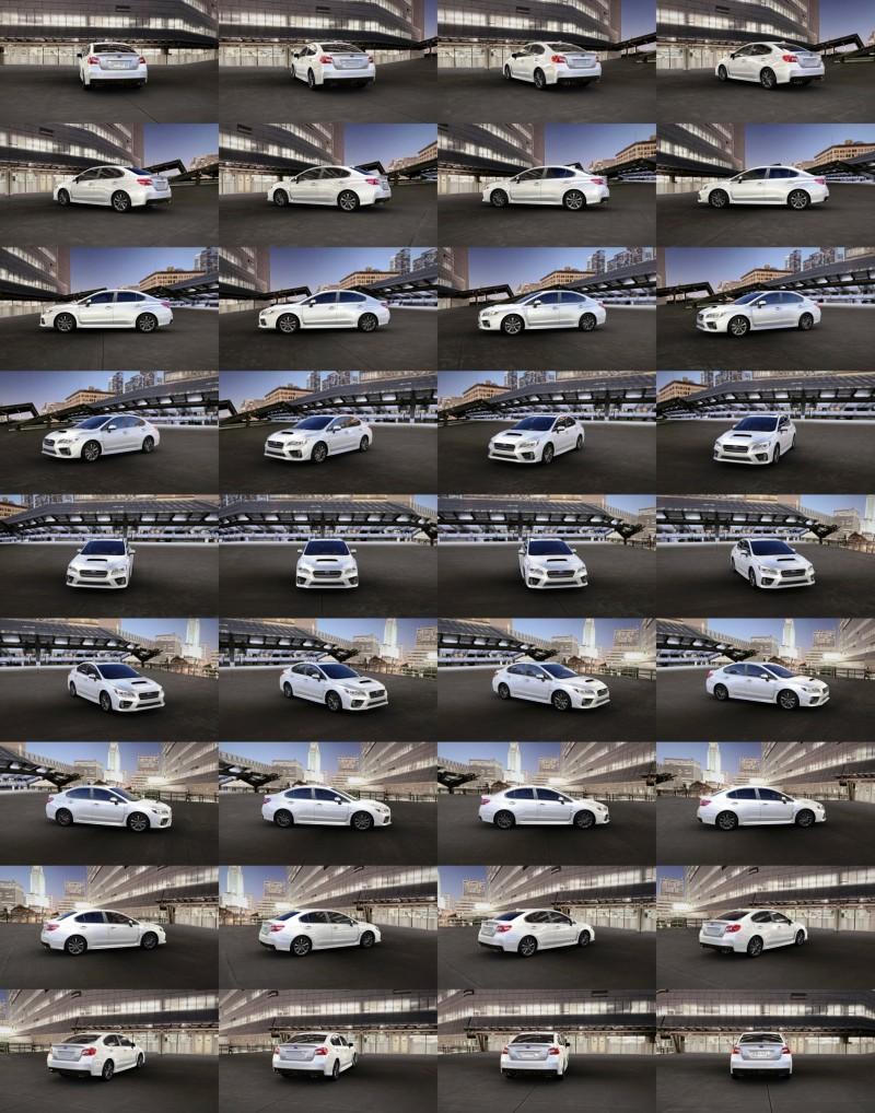 2015 Subaru WRX Colors 25