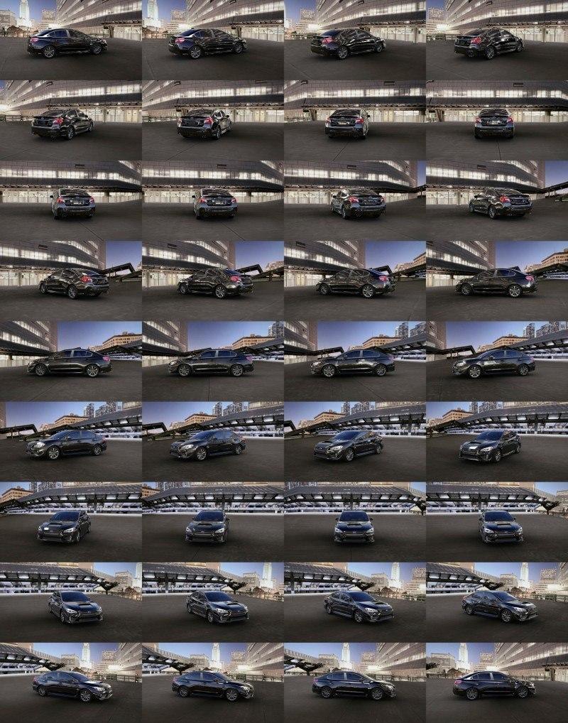 2015 Subaru WRX Colors 3